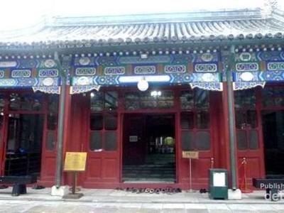 Melihat Masjid Tertua dan Terbesar di Beijing
