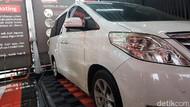 Cuci Mobil Rp 50 Ribu Hasilnya Nolak Air Seperti Daun Talas