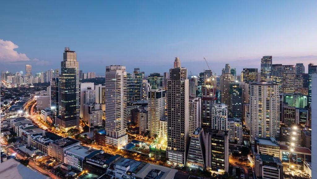 Liburan ke Filipina, Belanja dan Kunjungi Kasino di Metro Manila