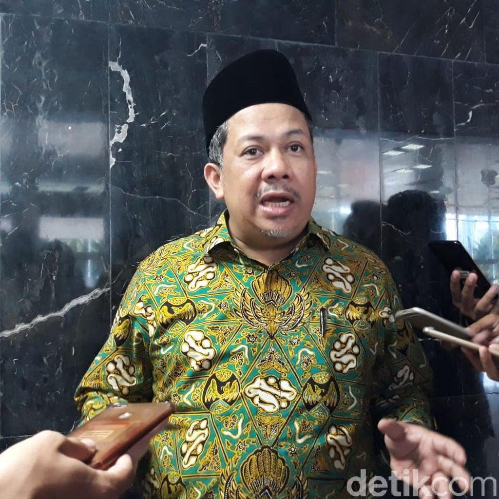 Maruf Irit Bicara saat Debat, Fahri Hamzah Salahkan Contekan KPU