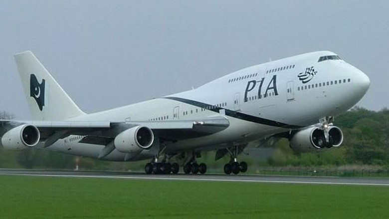 maskapai Pakistan International Airline