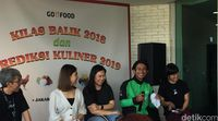 Pesta MaMiMuMeMo Sukses Digelar, Jutaan Makanan dan Hadiah Dibagikan GO-FOOD