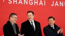 Elon Musk Bangun Pabrik Tesla Rp 28 Triliun di China