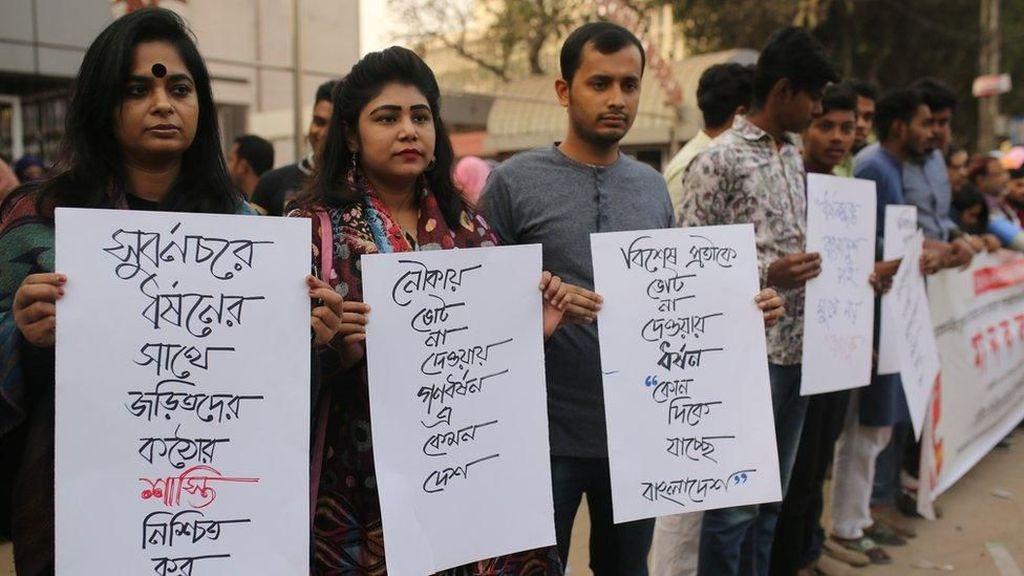 Pemilu Bangladesh, Wanita Diperkosa Beramai-ramai karena Pilih Oposisi