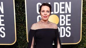 Akting Olivia Colman di The Favourite Diganjar Piala Golden Globe 2019