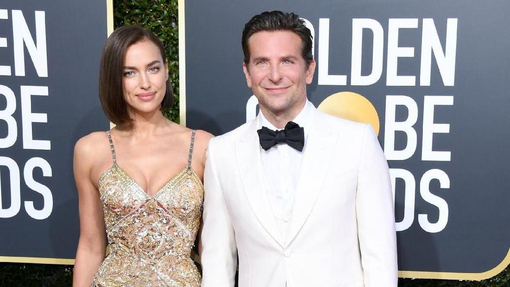 Tanpa Drama, Bradley Cooper-Irina Shayk Berbagi Hak Asuh Anak usai Pisah