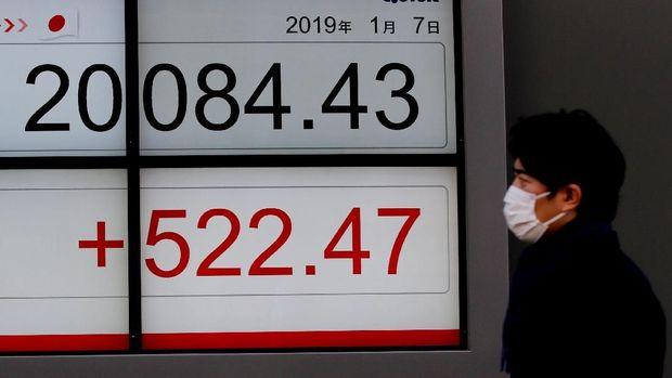 Tencent Siap Jualan 'Switch', Bursa Tokyo Ditutup Menguat