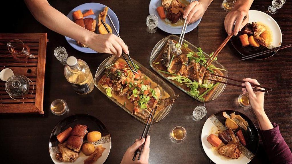 Warga Singapura Pesan Makanan China Zi Char Sampai Ratusan Dolar