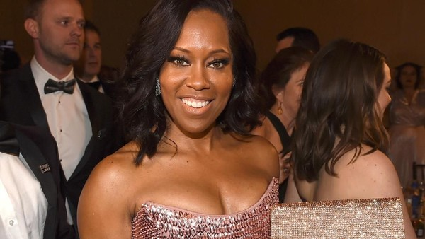 Regina King Sabet Piala Best Supporting Actress di Golden Globe 2019