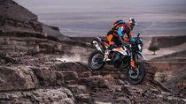 Moge Petualang Terbaru KTM Siap Meluncur