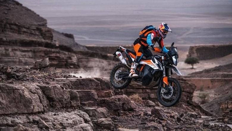 KTM 790 Adventure Foto: Motorcycle
