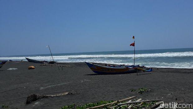 Ombak Tinggi, Pencarian Nelayan Samas Tetap Dilanjutkan