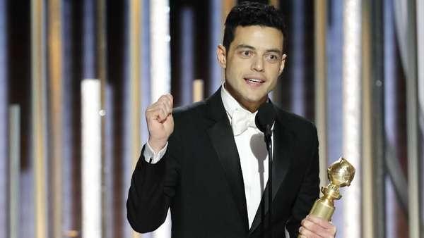 Ekspresi Kebahagiaan Para Pemenang Golden Globe 2019