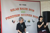Sajian Ayam Rajai Pesanan GO-FOOD 2018, Makanan Sehat Diprediksi Jadi Favorit Tahun Ini