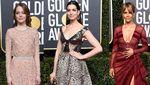 Penampilan Seksi nan Anggun Para Selebriti di Golden Globe 2018 (2)