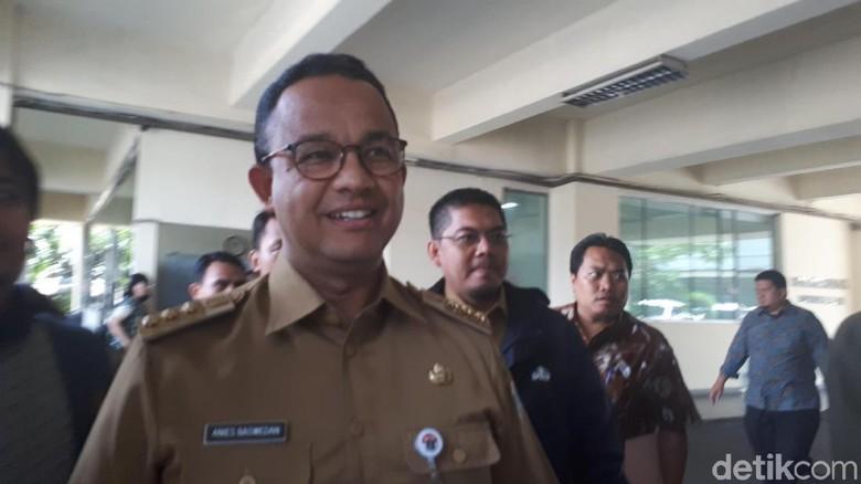 Anies akan Tata Trotoar Kemang Seperti di Sudirman-Thamrin