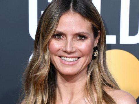 Rayakan Hari Ibu, Heidi Klum Pamer Video Menyusui Anaknya