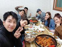 Syuting 'VAGABOND', Lee Seung Gi Dapat Kiriman Food Truck Dari Sehun 'EXO'
