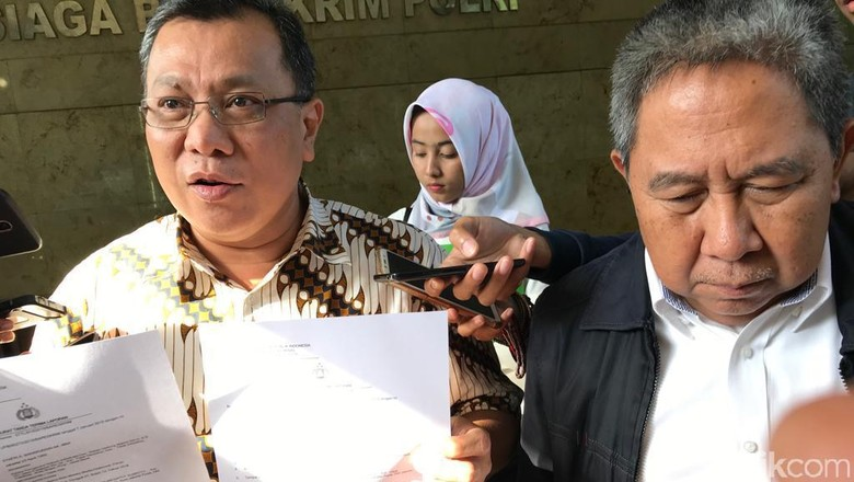 Kasus Dugaan Pencabulan, Dewas BPJS TK Balik Polisikan Stafnya