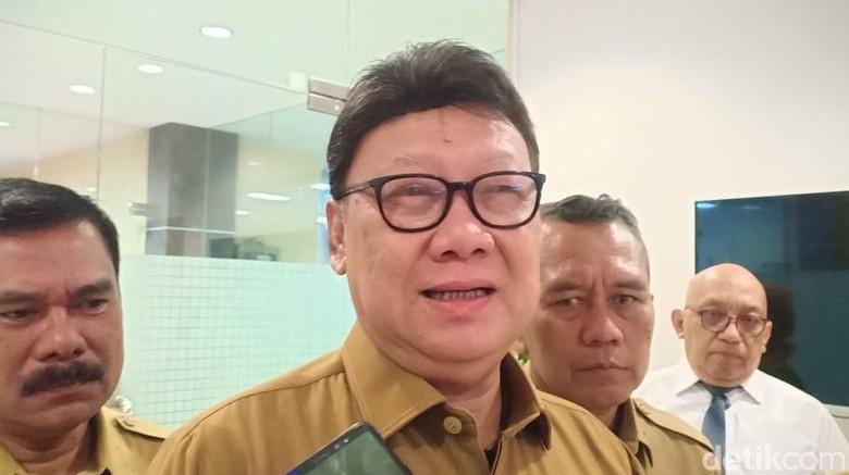 Soal Meikarta, Kemendagri Klarifikasi Kesaksian Neneng tentang Tjahjo