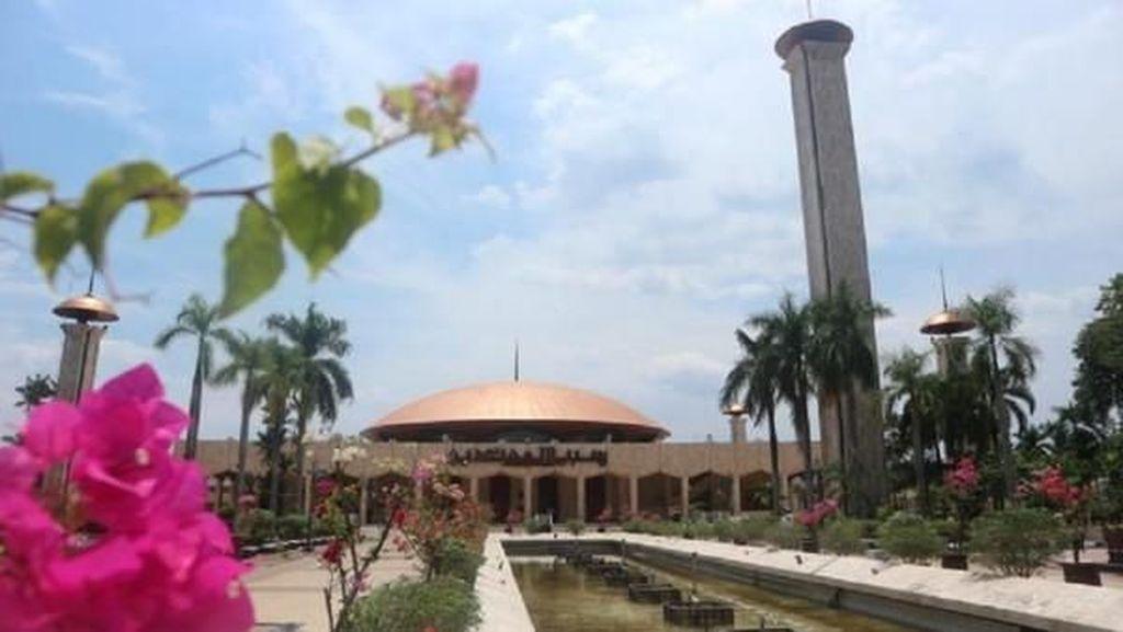 Wisata Religi Kebanggan Banjarmasin, Masjid Sabilal Muhtadin
