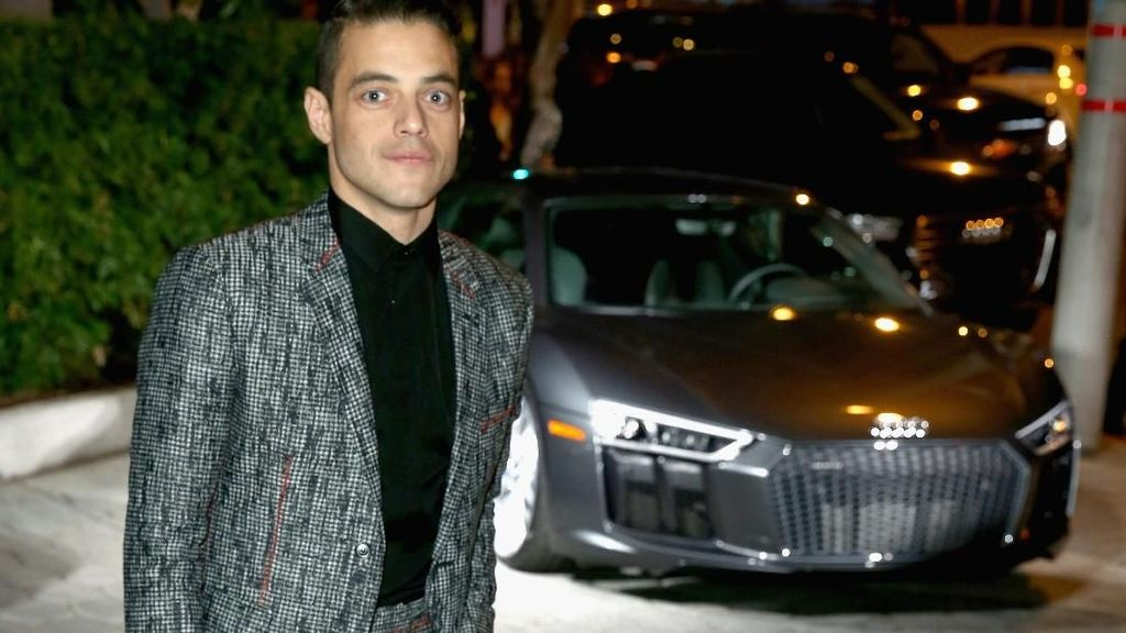 Ada Apa antara Rami Malek dan Audi?