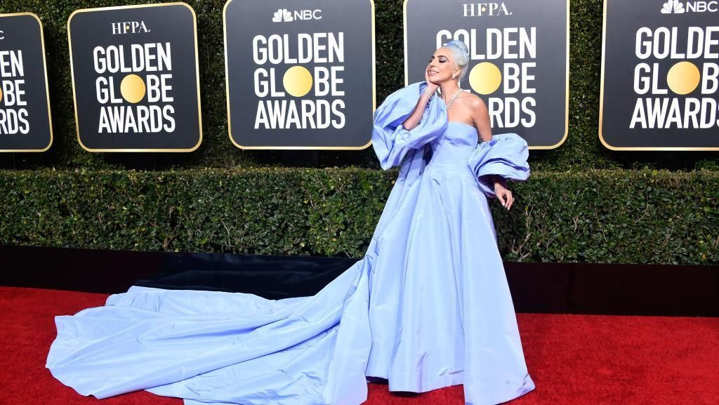 Gaya Artis di Golden Globes 2019