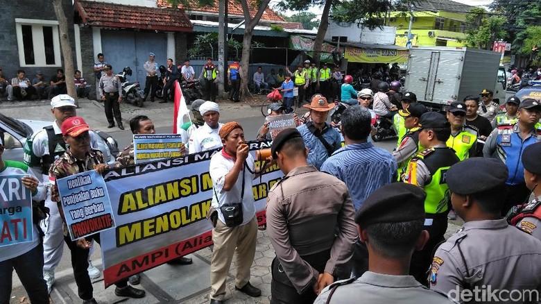 Ormas Gelar Aksi di Asrama Mahasiswa Papua, Apa yang Diprotes?