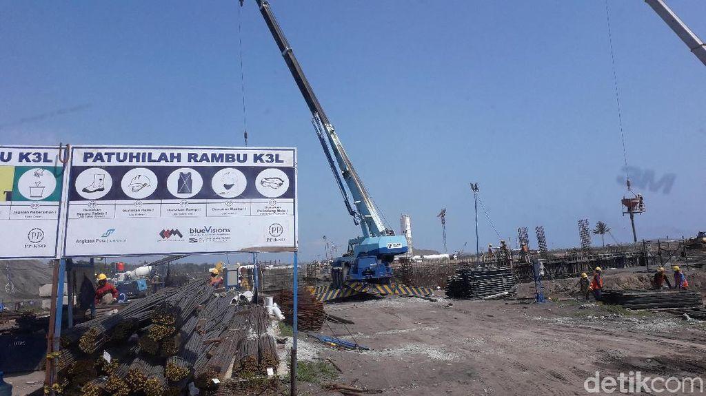 Mau Tahu Progres Bandara Kulon Progo Awal 2019? Ini Penampakannya