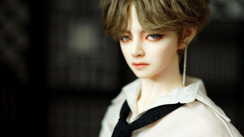 Akan Dibuat Barbie, Inikah Tampilan Boyband BTS Ketika Jadi Boneka?