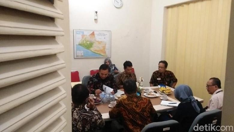 Terkait Dugaan Maladministrasi, Rektor UGM Penuhi Panggilan ORI DIY
