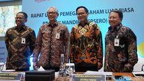 Bank Mandiri Angkat Direktur Komersial Baru