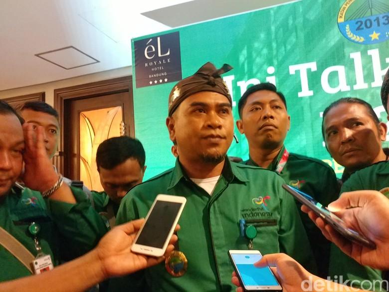 Sopir Travel di Bandung Terapkan Standar Tarif Jasa Wisata