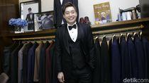 Busana Nikah Berbahan Impor Jepang, Edric Tjandra Habiskan Puluhan Juta?