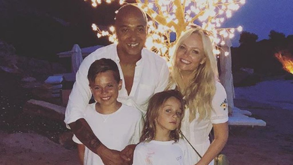Momen Seru Personel Spice Girls Bersama Anak-anaknya