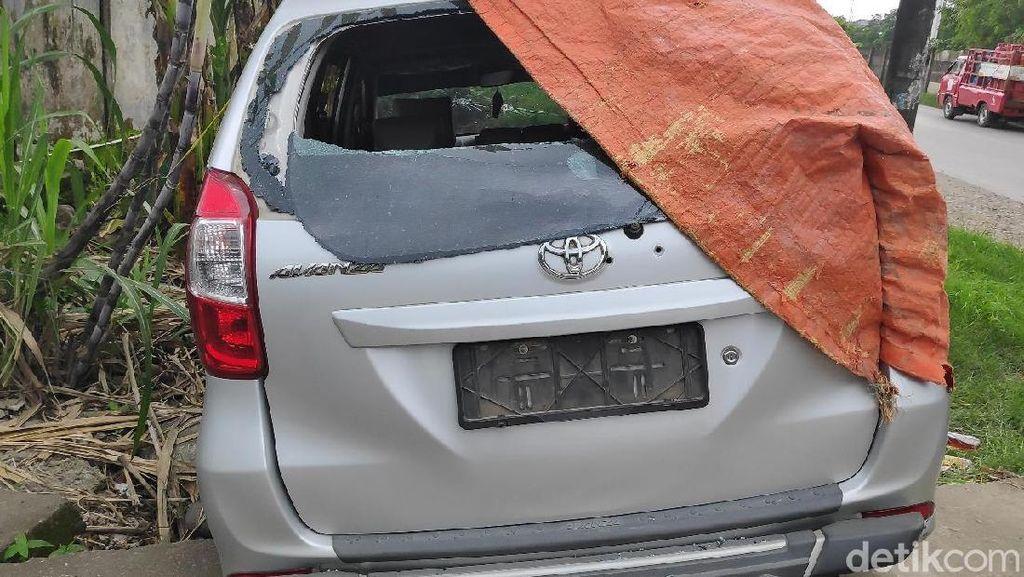 Mobil Ditembak di Tol Makassar Milik Pencuri Tower BTS, Pelaku Tewas