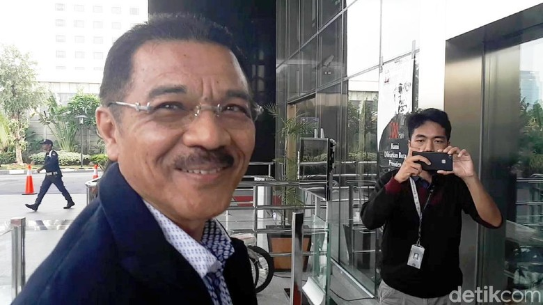 KPK Panggil Gamawan Fauzi Jadi Saksi Korupsi Proyek Gedung IPDN