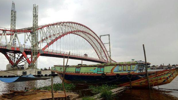 Proyek Jembatan Musi VI