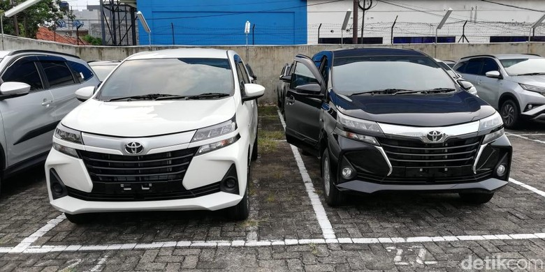 Toyota Avanza 2019. Foto: Rizki Pratama