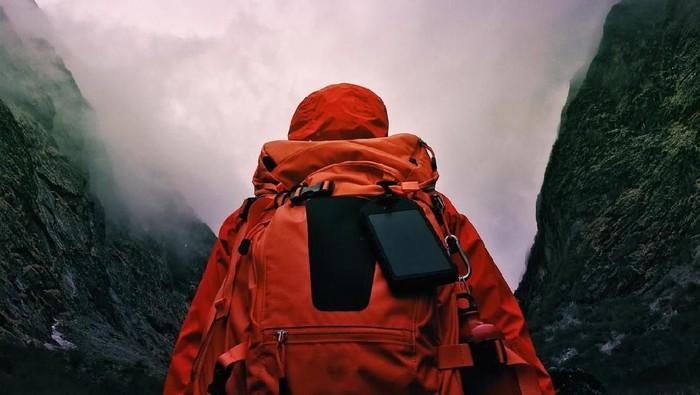 Ilustrasi Pendaki Gunung