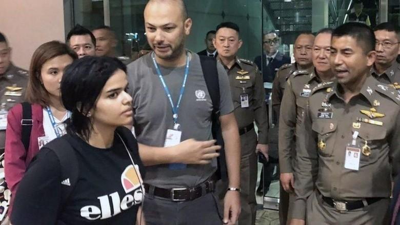 Remaja Arab Saudi Kabur, Ayahnya ke Thailand dan Ingin Bertemu