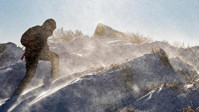Tujuh Jenazah Pendaki di Gunung Himalaya Berhasil DIevakuasi