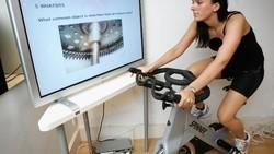 Kalau kamu tipe orang yang suka menjaga keseimbangan antara kebugaran fisik dan ketajaman otak maka gym ini bisa jadi tempat latihan yang cocok.