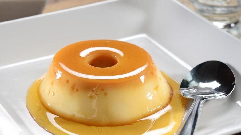 Orang Thailand Sedang Gandrung Beli Japanese Custard Pudding