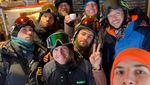 Momen Pergantian Tahun Rossi: Main ski