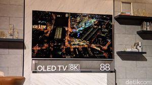 Siap-siap! Televisi 8K Mulai Gempur Pasar Tahun ini