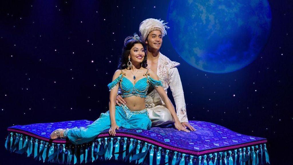 Tiket Musikal Aladdin di Singapura Dijual Mulai Rp 700 Ribu, Tertarik Nonton?