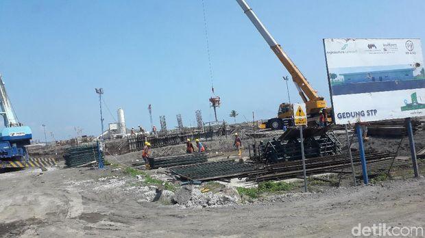 Progres Bandara Kulon Progo awal Januari 2019