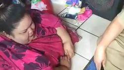 Tunggu Dioperasi, Wanita 350 Kg di Kalteng Kurangi Menu Makan