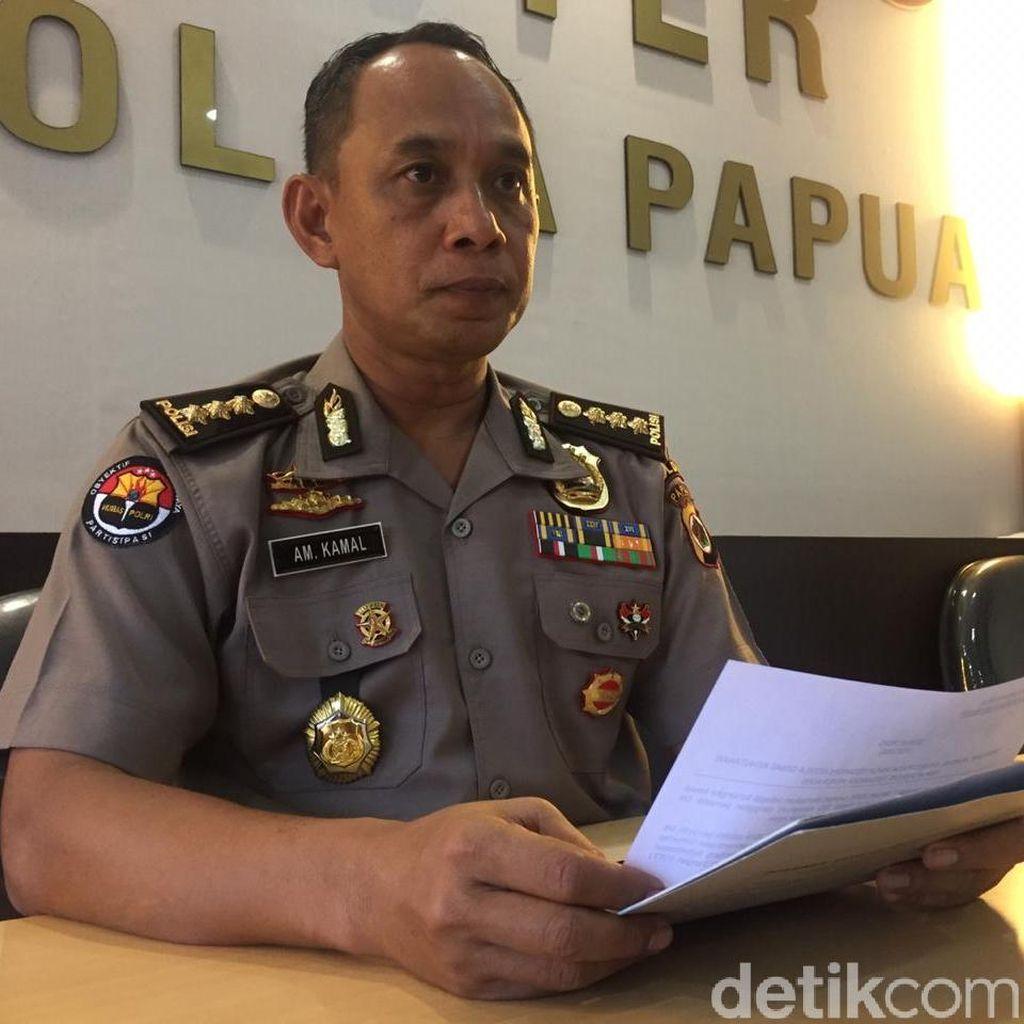 Pembakaran Mapolsek di Papua Tidak Terkait Pemilu
